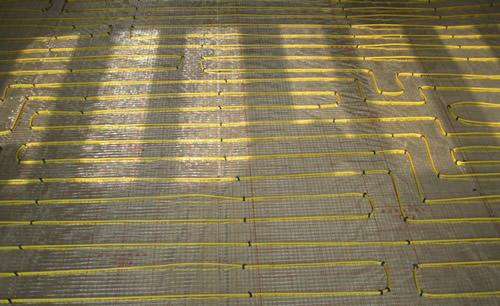 上海碳纤维地暖安装