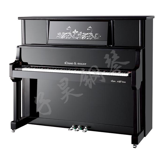 伯爵钢琴C8B