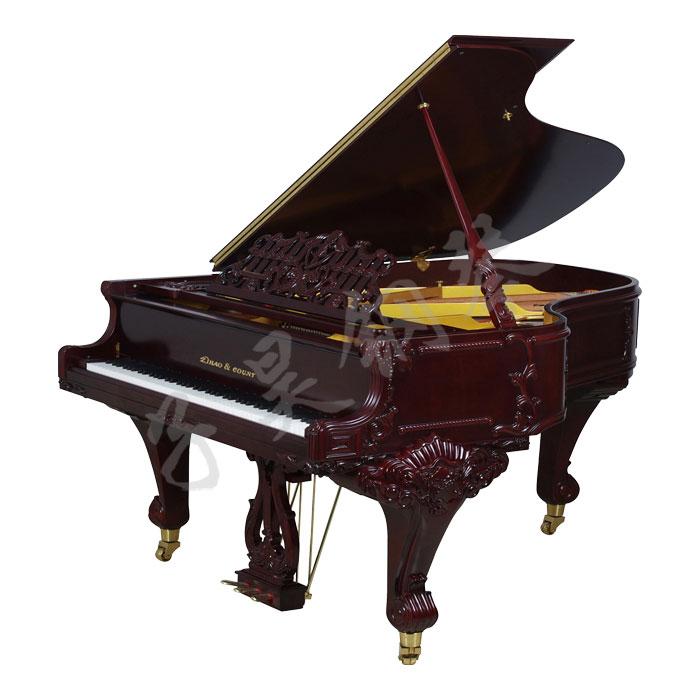 伯爵钢琴GP170