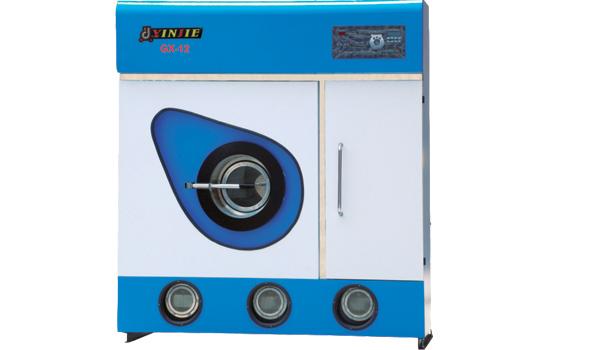 GX系列全自动环保型四氯乙烯干洗机