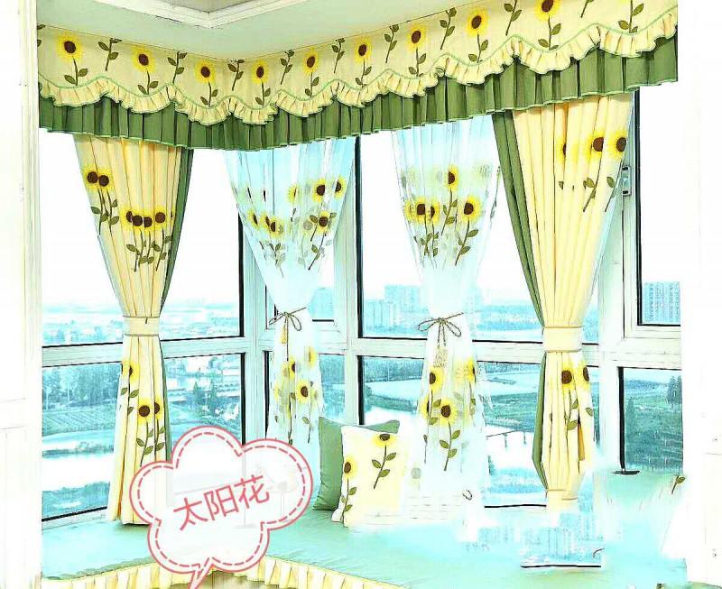 贵阳家装窗帘1 (2)