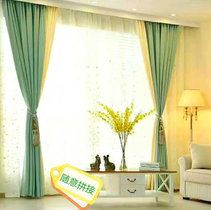 贵阳家装窗帘3
