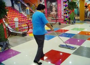 商场地毯清洗