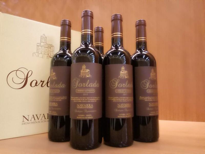 西班牙索拉达赤霞珠红葡萄酒