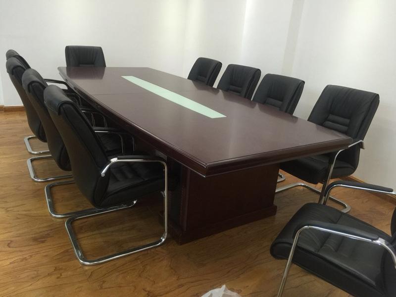 贵州小型会议桌椅定做