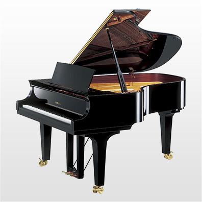 雅马哈三角钢琴CF4