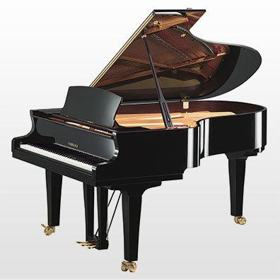 雅马哈三角钢琴S5X