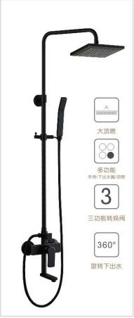 苹果王大淋浴柱花洒  PG90089