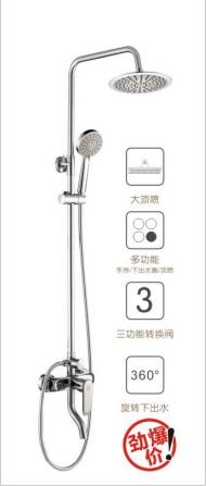 苹果王大淋浴柱花洒  PG90099