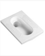 苹果王陶瓷系列蹲便器   PG1426-1