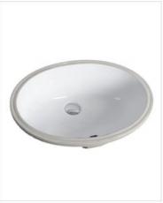 苹果王陶瓷系列台下盆   PG1216-1
