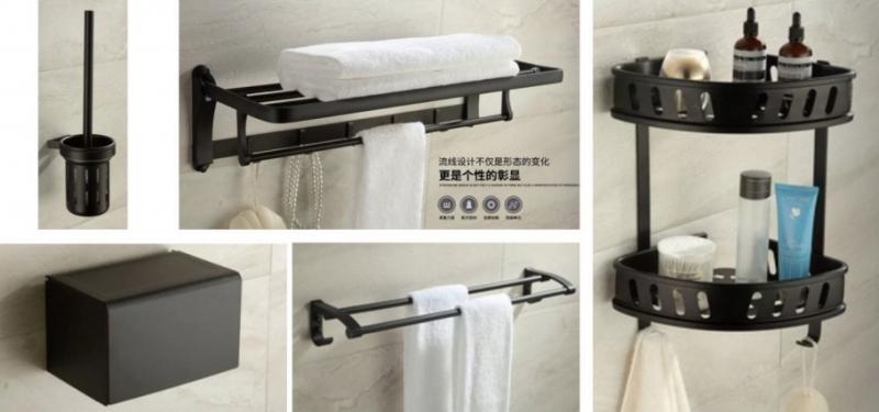 苹果王浴室挂件5件套  PG2095