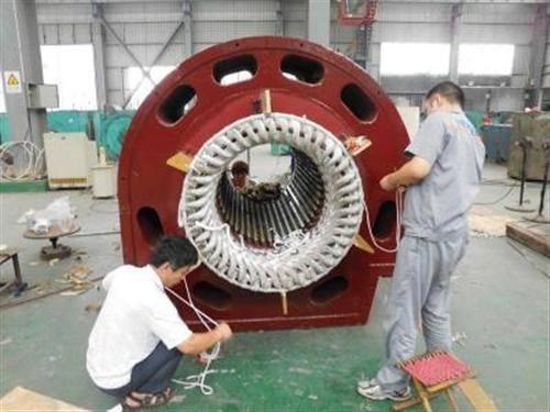 电机维修,乾坤科技,低速电机维修