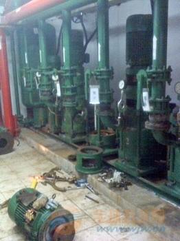 水泵维修维保