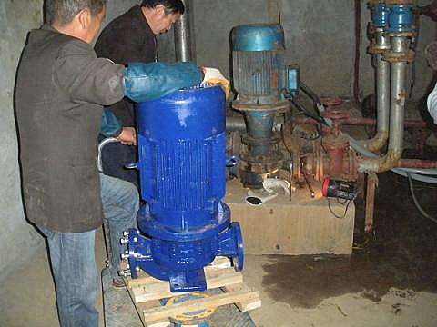 海南东方水泵维修