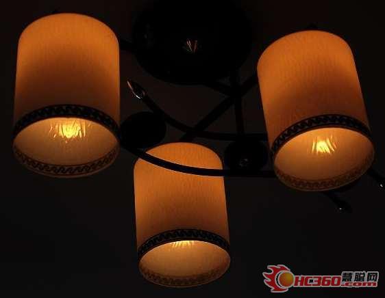 怀旧复古家居照明灯具-人生只若初见 复古居室照明灯