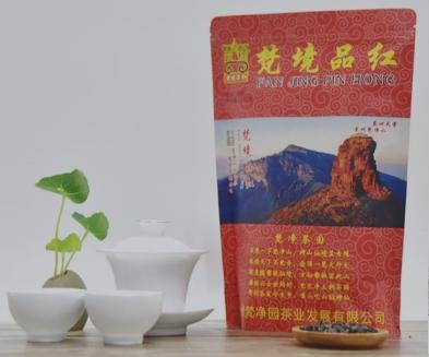 梵茶袋装红珠茶250克