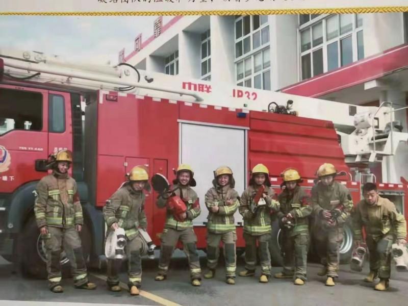 贵阳消防培训