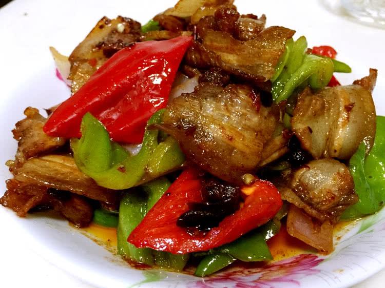川味回锅肉