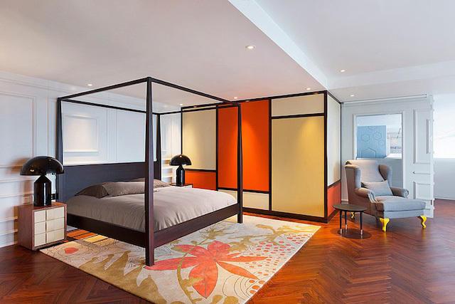 超凡设计体现不凡性格 私人公寓